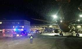 Szwecja. Samolot uderzył w budynek podczas lądowania. Na pokładzie było 179 osób