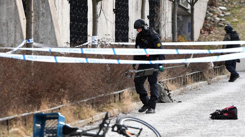 Wybuch w Sztokholmie. NOWE informacje szwedzkich służb