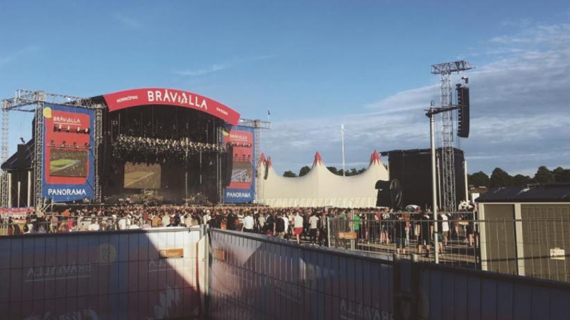 Skandal w Szwecji. 15-latka zgwałcona na festiwalu rockowym