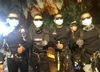 Tajlandia. Ratownicy wyszli z jaskini, z której uwatowano chłopców
