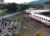 Wykoleił się pociąg. 17 zabitych i dziesiątki rannych