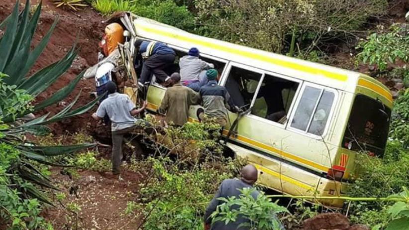 Tanzania: Tragiczny wypadek autobusu z młodzieżą. Nie żyje 35 osób [FOTO]
