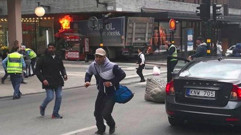 Nietypowe żądanie sprawcy masakry w Sztokholmie. Jego obrońca ma być...