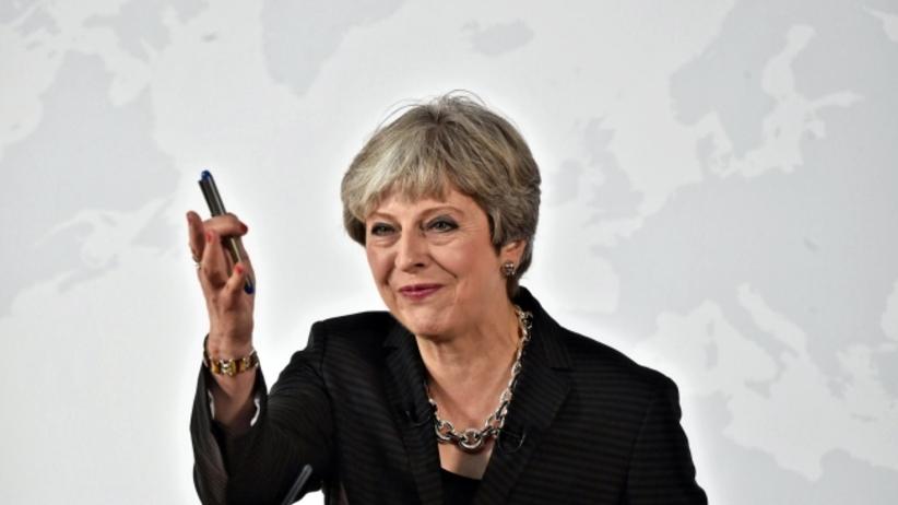 """Theresa May napisała do Polaków. """"Chcemy być waszym przyjacielem"""""""