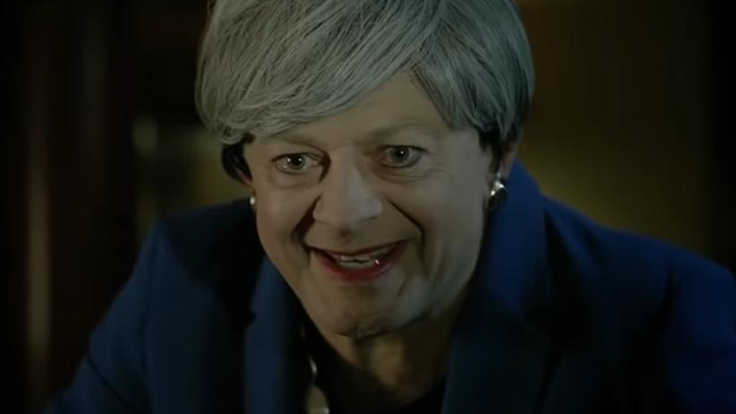 """Theresa May porównana do Golluma z """"Władcy Pierścieni"""". Parodia hitem Internetu [WIDEO]"""