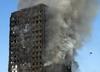 Theresa May przyznała się do błędu ws. pożaru Grenfeel Tower