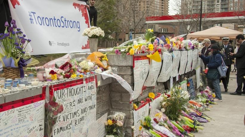 Toronto: nowe fakty dotyczące napastnika
