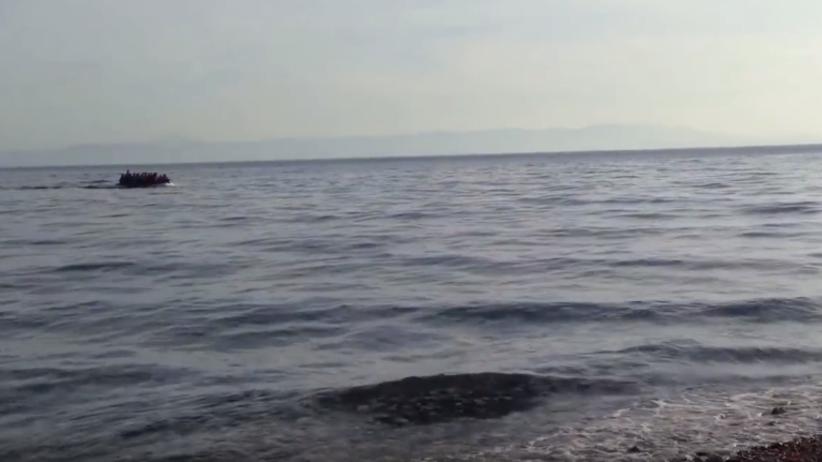 Zatonęła łódź z uchodźcami. 8 osób nie żyje w tym dziecko