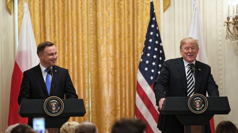 Trump o Polsce: będą płacili nam miliardy dolarów