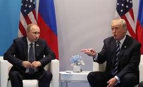 Trump i Putin wydali wspólne oświadczenie