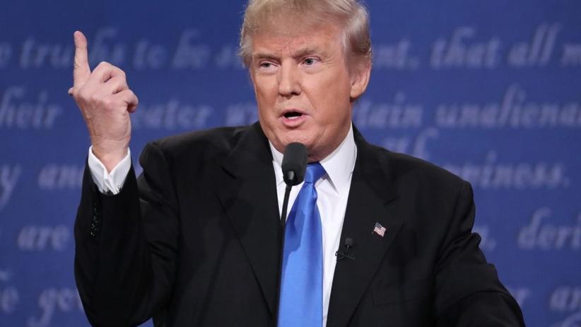 Trump stawia sprawę jasno. Jeśli nie dostanie pieniędzy na budowę muru, zawiesi rząd