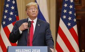 Trump zapewnia, że w Helsinkach przejęzyczył się ws. ingerencji Rosji