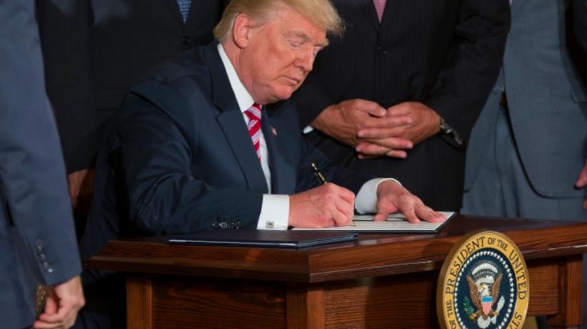 Trump sprywatyzuje krajowy system kontroli ruchu lotniczego