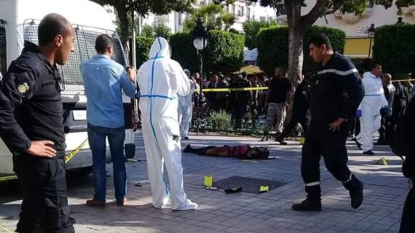 """Zamach bombowy przed hotelem. W sieci drastyczne zdjęcia. """"Jedna osoba zginęła"""""""