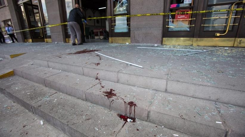 W zamachu w Ankarze zginęły 102 osoby