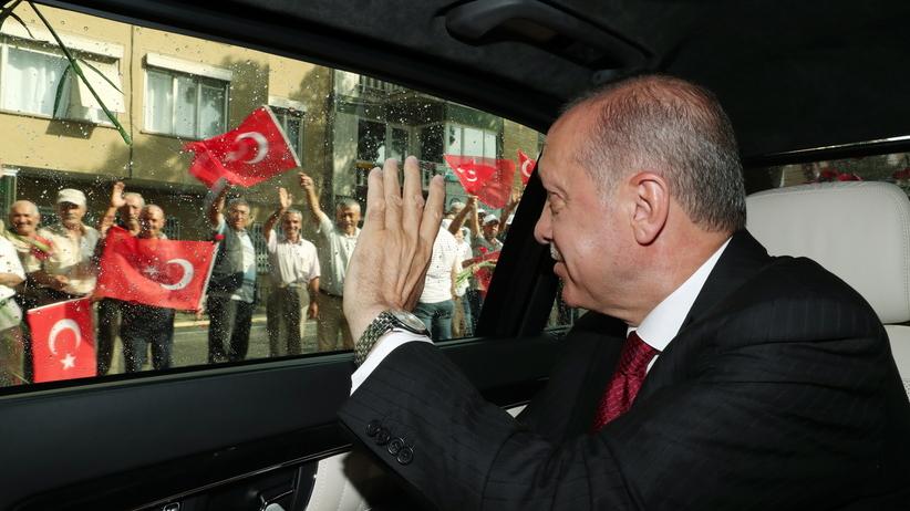 Turcja. Erdogan zaprzysiężony ponownie na prezydenta