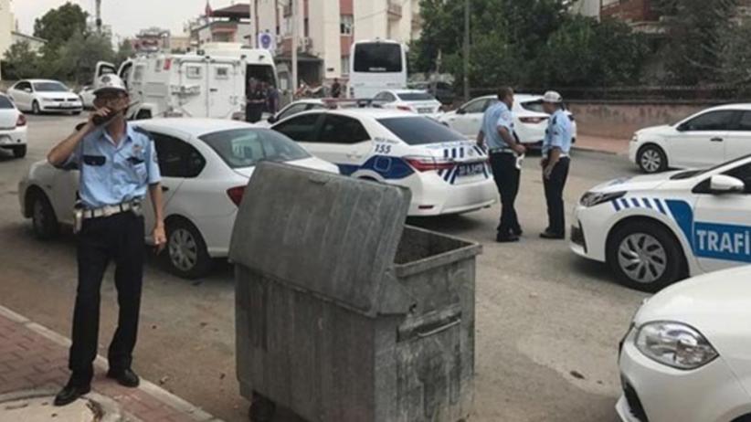 Udaremniono zamach w Turcji. Terrorysta miał na sobie pas szahida