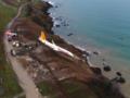 O krok od katastrofy. Boeing 737 spadł z pasa startowego [ZDJĘCIA]