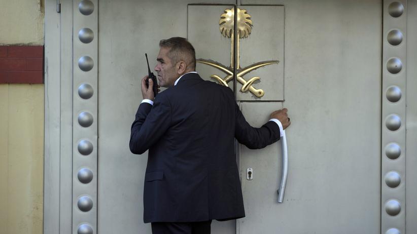 Turcja. Saudyjski dziennikarz Dżamal Chaszodżdżi mógł zostać zabyity w konsulacie