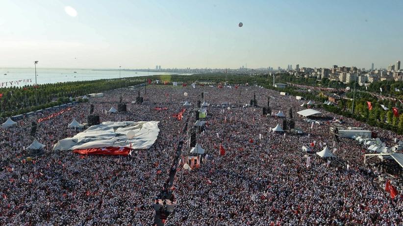 Marsz Sprawiedliwości w Turcji
