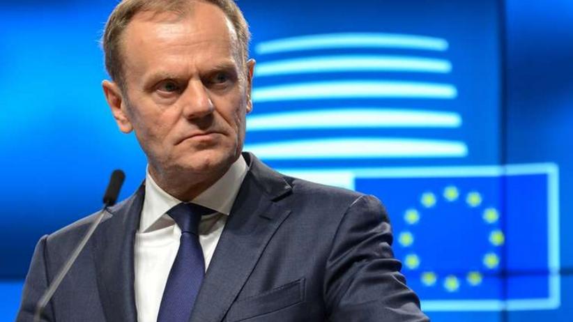 Tusk: nie widzę przyszłości dla projektu relokacji uchodźców