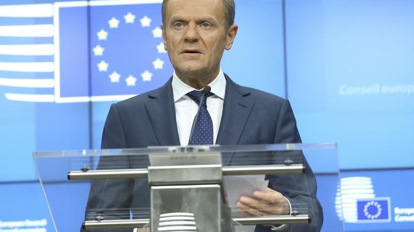 Tusk pyta, kto będzie miał odwagę znaleźć rozwiązanie ws. Brexitu. Juncker: czas się prawie skończył