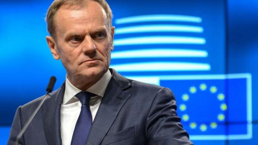 Tusk: Sugestie, że chcę zablokować porozumienie z KE, są absurdalne