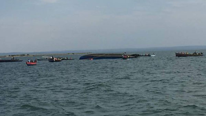 Łódź wywróciła się na Jeziorze Wiktorii. Co najmniej 10 ofiar