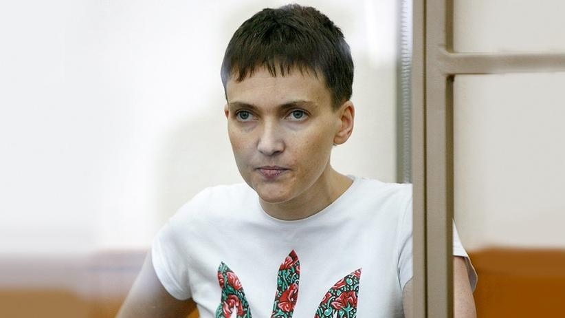 Ukraina: Parlament zgodził się na aresztowanie Nadii Sawczenko
