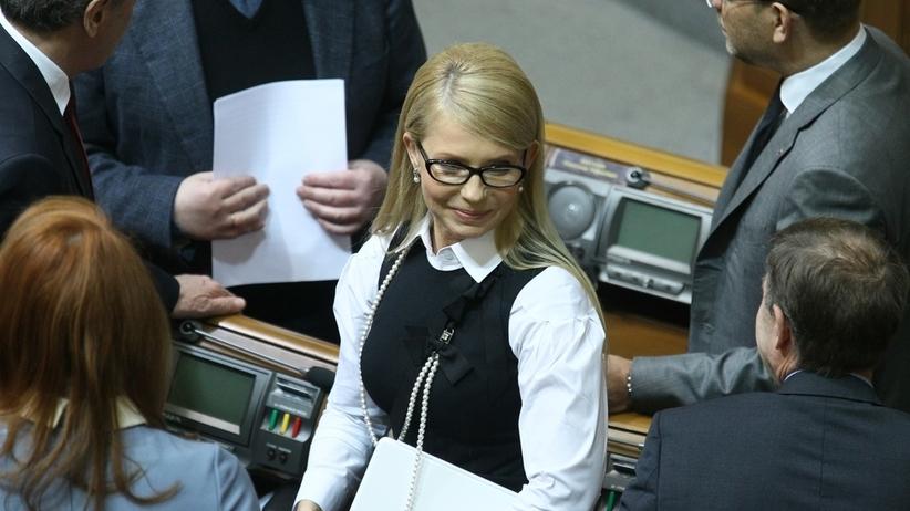 Wielki powrót Tymoszenko. Była premier na czele rankingu prezydenckiego