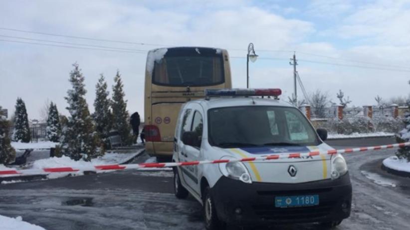 Ukraina: Eksplodował ładunek wybuchowy pod polskim autokarem