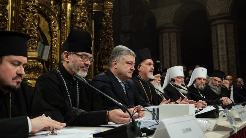 Ukraina. Epifaniusz nowym zwierzchnikiem Ukraińskiego Kościoła Prawosławnego
