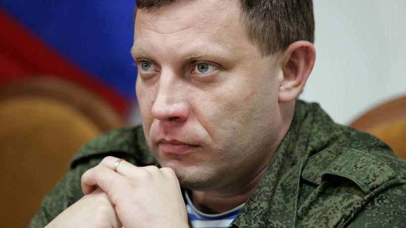 Ukraina. Ołeksandr Zacharczenko nie żyje. Kim był, przyczyny śmierci