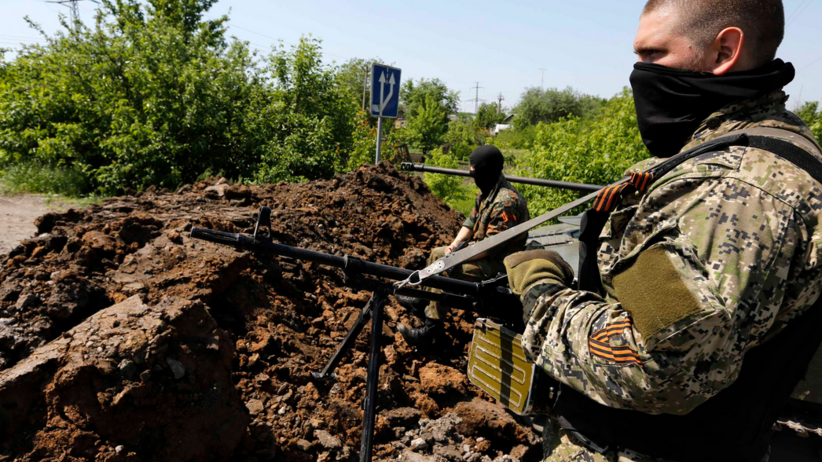 Osiem cywilów rannych w ostrzale Krasnohoriwki