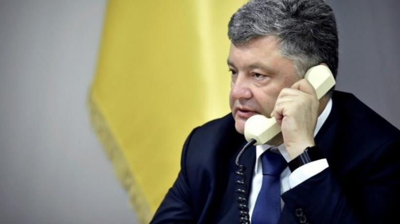 Poroszenko wzywa NATO: Pomóżcie Ukrainie!