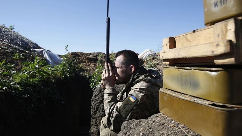 Ukraina. Troje dzieci zginęło w wybuchu miny