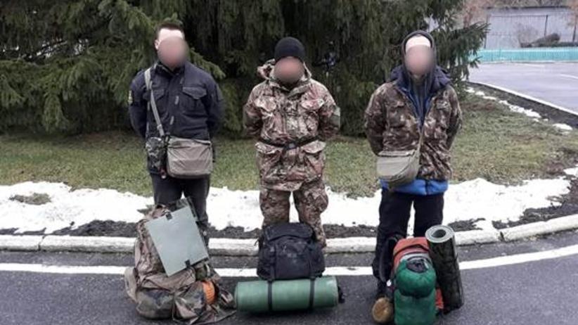 Trzej turyści aresztowani w Czarnobylu