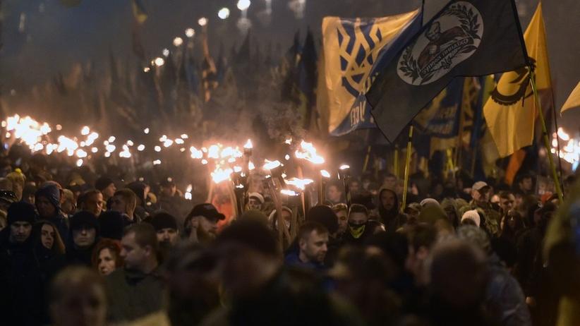 Ukraina protest