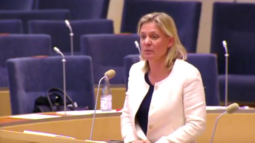 Szwedzka minister: fundusze unijne powinny być zależne od chęci przyjmowania uchodźców