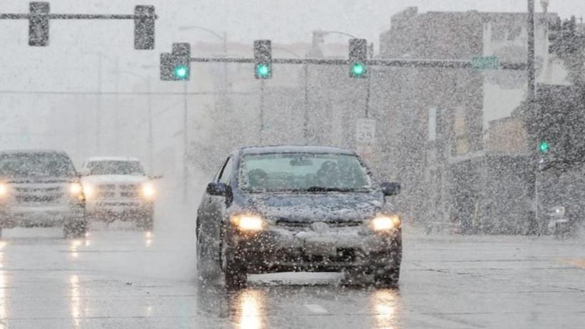 Atak zimy w USA. W ciągu jednej nocy spadło 30 cm śniegu