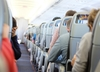 USA: Bójka w samolocie Frontier Airlines. Mężczyzna uderzył ciężarną w brzuch