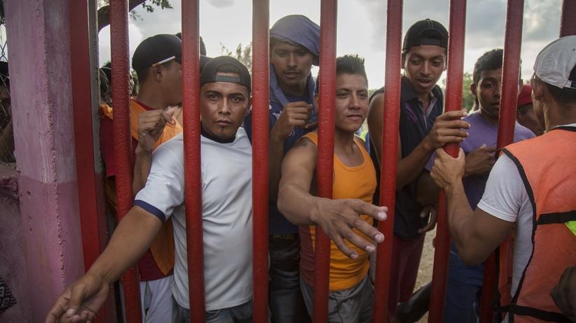 USA: Donald Trump wysyła Gwardię Narodową na granicę z Meksykiem