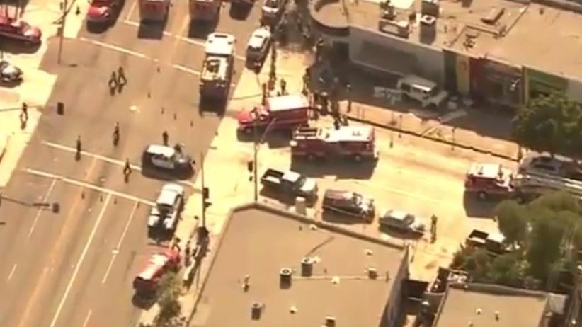 Tragedia w Los Angeles. Ciężarówka wjechała w tłum ludzi