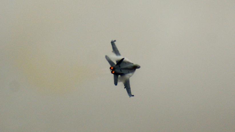 USA: Katastrofa myśliwca F-16