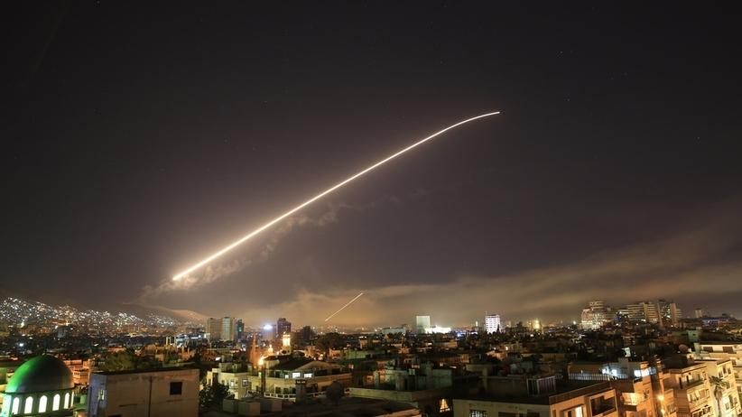 USA ostrzega Syrię przed ponownym użyciem broni chemicznej