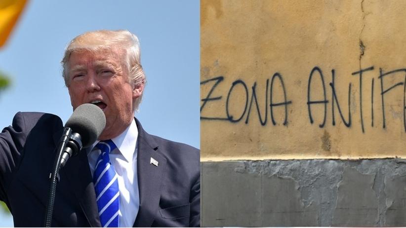 Prezydentura Trumpa... sprzyja lewicowym bojówkom. Antifa rozrasta się w USA