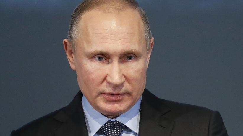 """Amerykanie publikują listę """"ludzi Putina"""""""