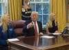 Koniec z dotacjami dla Polski? Trump zapowiada cięcia budżetowe