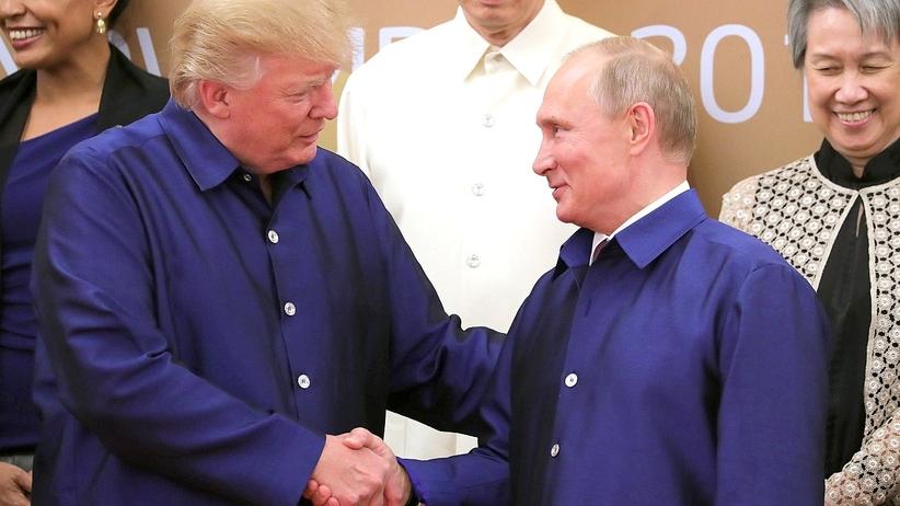 USA. Administracja Trumpa nałożyła kolejne sankcje na Rosję