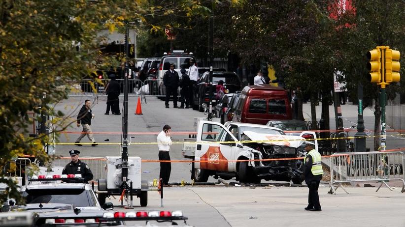 To był zaplanowany atak. Policja o zamachu terrorystycznym w USA